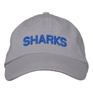 Sharks Adjustable Cap Baseball Cap