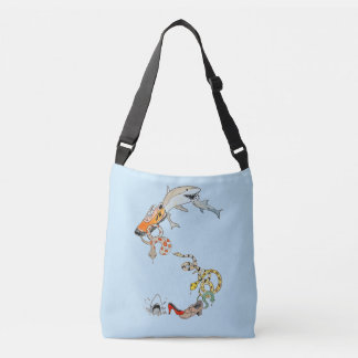 Sharks and Snakes bag