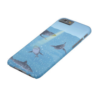 Sharks Barely There iPhone 6 Case