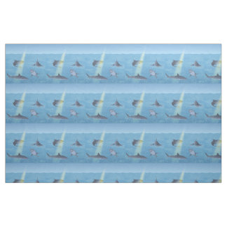 Sharks Fabric