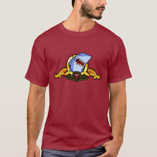 Sharks for sharks' sake t-shirt
