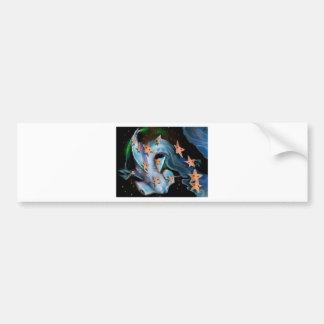 Sharks-Hammerhead Bumper Sticker