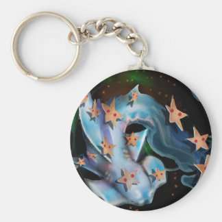 Sharks-Hammerhead Keychain
