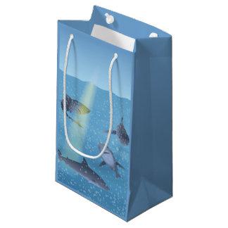 Sharks Small Gift Bag