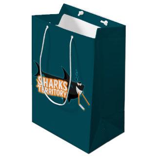 Sharks Territory - Medium Gift Bag