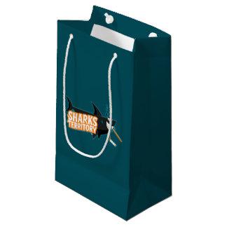 Sharks Territory - Small Gift Bag