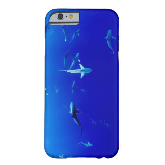 Sharks Underwater Barely There iPhone 6 Case