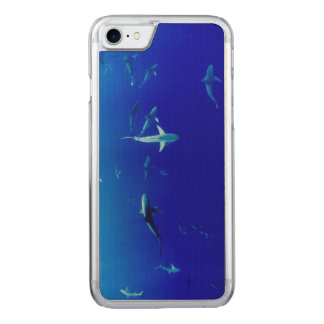 Sharks Underwater Carved iPhone 8/7 Case