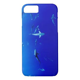 Sharks Underwater Case-Mate iPhone Case