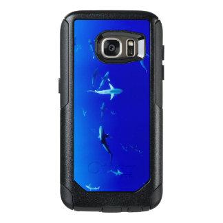 Sharks Underwater OtterBox Samsung Galaxy S7 Case
