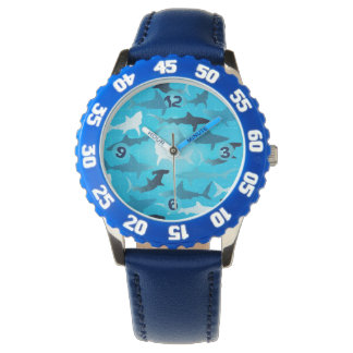 sharks! watch