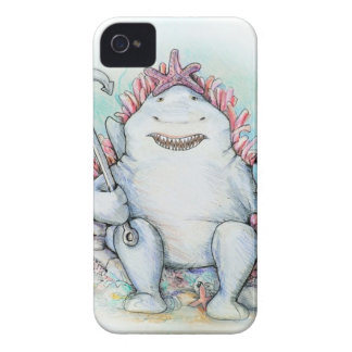 Sharky iPhone 4 Case-Mate Case