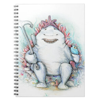 Sharky Notebooks