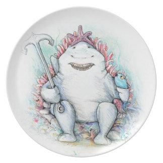 Sharky Plate
