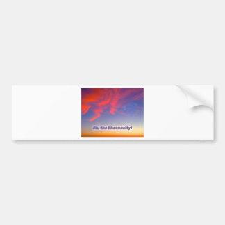 Sharnacity Bumper Sticker