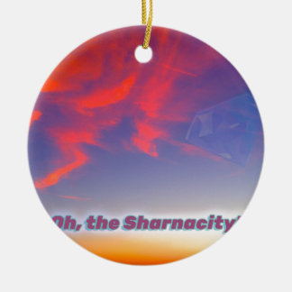 Sharnacity Ceramic Ornament