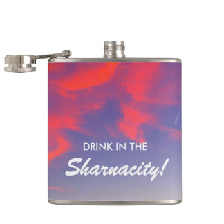 Sharnacity Hip Flask