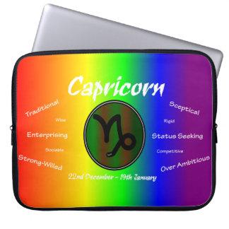 Sharnia Capricorn Laptop Sleeve (Rainbow)