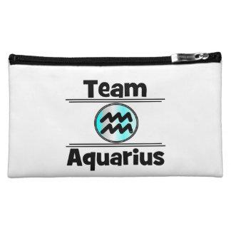 Sharnia's Aquarius Medium Cosmetic Bag
