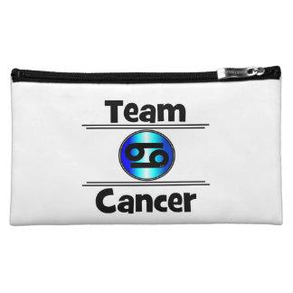 Sharnia's Cancer Medium Cosmetic Bag