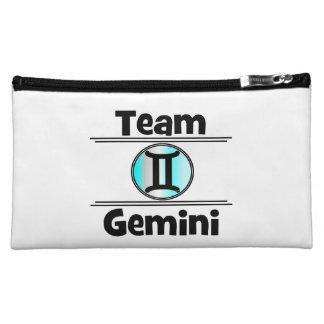Sharnia's Gemini Medium Cosmetic Bag