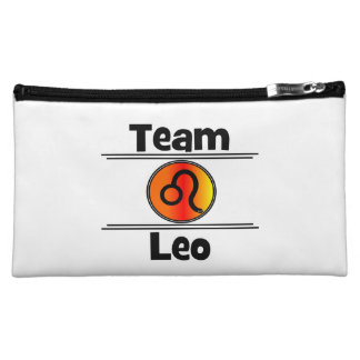 Sharnia's Leo Medium Cosmetic Bag