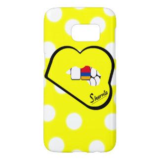 Sharnia's Lips Armenia Mobile Phone Case (Yl Lips)