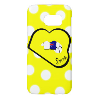 Sharnia's Lips Australia Mobile Phone Case Yl Lip