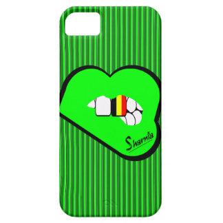 Sharnia's Lips Belgium Mobile Phone Case (Gr Lips)