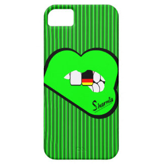 Sharnia's Lips Germany Mobile Phone Case (Gr Lips)