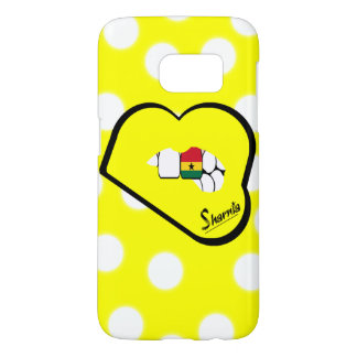Sharnia's Lips Ghana Mobile Phone Case (Yl Lips)