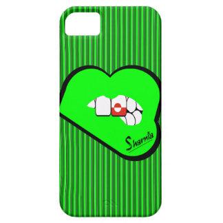 Sharnia's Lips Greenland Mobile Phone Case Gr Lip