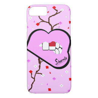 Sharnia's Lips Indonesia Mobile Phone Case Lp Lip