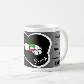 Sharnia's Lips Kuwait Mug (Blk Lip)
