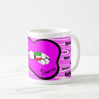 Sharnia's Lips Kuwait Mug (PINK Lip)