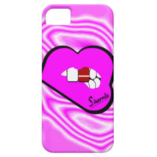 Sharnia's Lips Latvia Mobile Phone Case (Pk Lips)