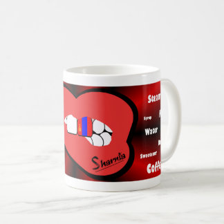 Sharnia's Lips Mongolia Mug (RED Lip)