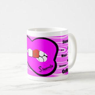 Sharnia's Lips Morocco Mug (PINK Lip)