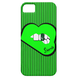 Sharnia's Lips Pakistan Mobile Phone Case Gr Lips