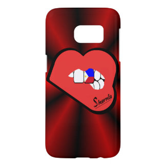 Sharnia's Lips Philippines Mobile Phone Case Rd Lp