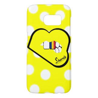 Sharnia's Lips Romania Mobile Phone Case (Yl Lips)