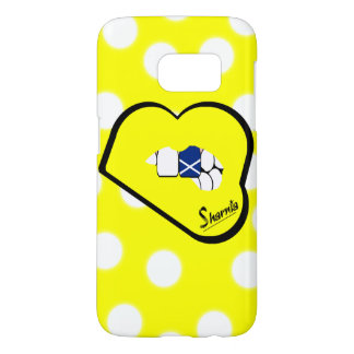 Sharnia's Lips Scotland Mobile Phone Case Yl Lips