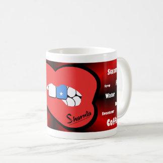 Sharnia's Lips Somalia Mug (RED Lip)