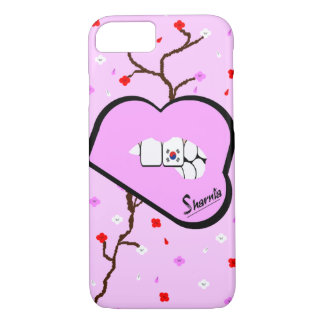 Sharnia's Lips South Korea Mobile Phone Case Lp