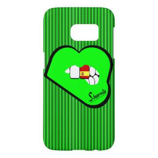 Sharnia's Lips Spain Mobile Phone Case Gr Lp