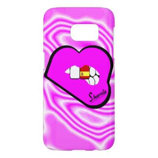 Sharnia's Lips Spain Mobile Phone Case Pk Lp