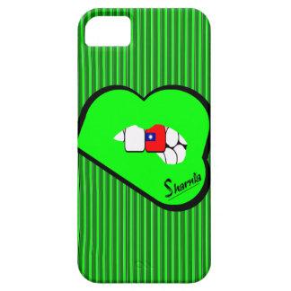 Sharnia's Lips Taiwan Mobile Phone Case (Gr Lips)