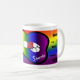 Sharnia's Lips Trinidad & Tobago Mug (RB Lip)