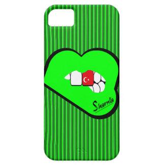 Sharnia's Lips Turkey Mobile Phone Case (Gr Lips)