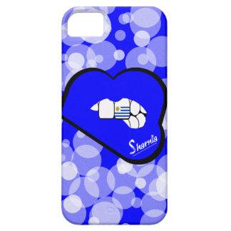 Sharnia's Lips Uruguay Mobile Phone Case Blu Lips